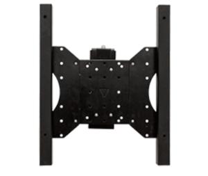 outdoor tv accessories single arm articulating tilt mount