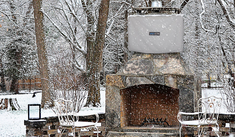 SkyVue TV's Are Built All-Weather Tough