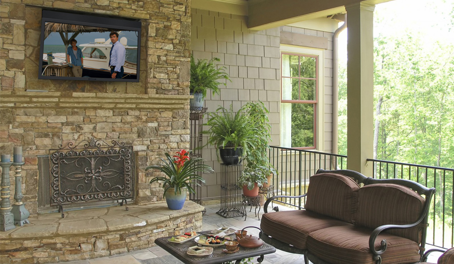 Great Addition To This Patio