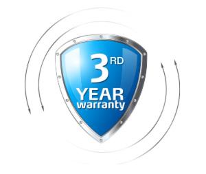 outdoor tv accessories commercial warranty