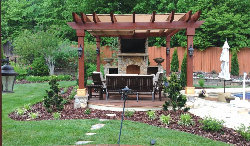 Outdoor Patio Skyvue Tv